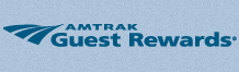 Amtrak Guest Rewards cashback shopping