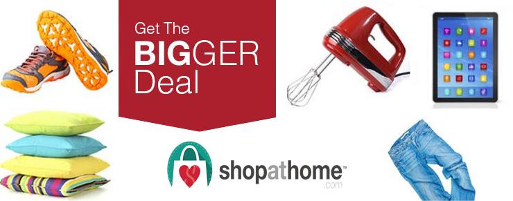 ShopAtHome.com Cashback Shopping