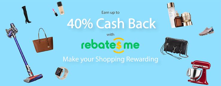 Shop and Save at RebatesMe.com